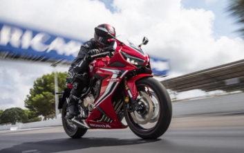 Η νέα Honda CBR650R θυμίζει σε χαρακτήρα το CBR600