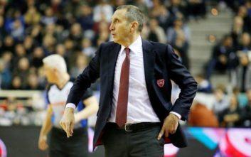 Μπλατ: Είμαι παγκόσμιος προπονητής