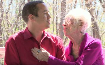 Ο 31χρονος ζιγκολό που βρήκε τον έρωτα στην αγκαλιά της 91χρονης προγιαγιάς