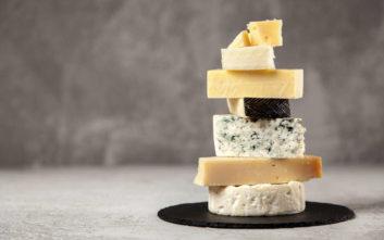 Αποσύρεται από τα ράφια νηστίσιμο τυρί που περιείχε γάλα