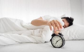 Ο ακανόνιστος ύπνος αυξάνει τον κίνδυνο για έμφραγμα ή εγκεφαλικό