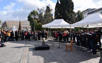 Κλειστοί δρόμοι στο κέντρο της Αθήνας ανήμερα της Πρωτοχρονιάς