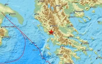 Σεισμός στην Άρτα