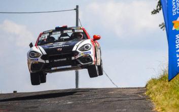 Το Abarth 124 Rally αποκαλύπτεται με τη γλώσσα των αριθμών