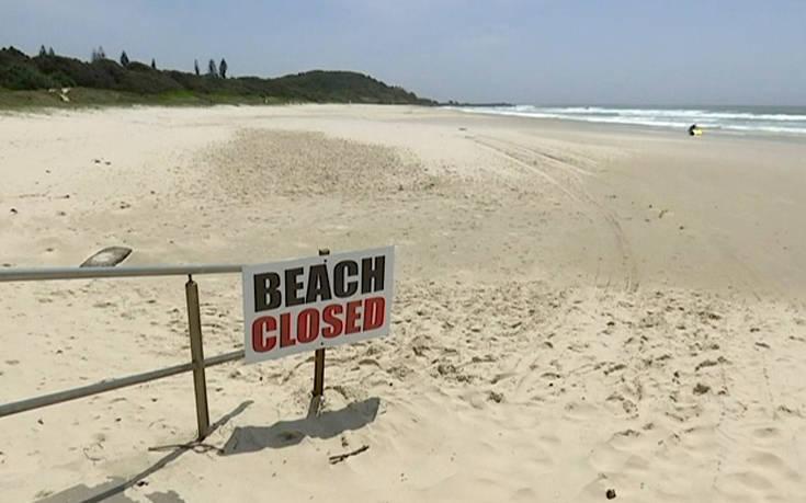 Δύο άνδρες πνίγηκαν και ένας παραμένει αγνοούμενος σε παραλία της Αυστραλίας