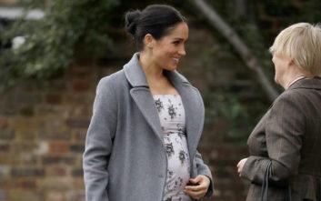 Το αστείο της Μέγκαν για την εγκυμοσύνη και το «νέο πανδαιμόνιο με τους Μαρκλ»