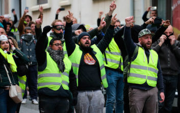Νεκρός διαδηλωτής των «κίτρινων γιλέκων» στο Βέλγιο