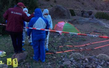 Συνελήφθησαν άλλοι εννέα ύποπτοι για τον φόνο των δύο τουριστριών