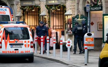Δεν βλέπουν «τρομοκρατική ενέργεια» πίσω από την επίθεση στη Βιέννη