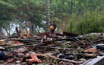 Η μαρτυρία Έλληνα για το φονικό τσουνάμι στην Ινδονησία