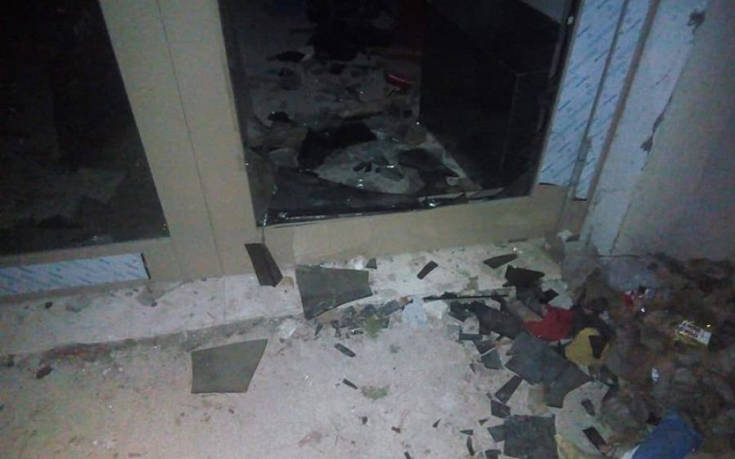 Εμπρησμό καταγγέλλει ο δήμαρχος για τη φωτιά στον Λαγκαδά