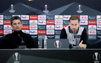 Λουτσέσκου: Ας κερδίζουμε με 1-0 και θα είμαι ευτυχισμένος