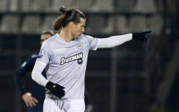 «Σκέψεις για νέο συμβόλαιο στον Πρίγιοβιτς ο ΠΑΟΚ»