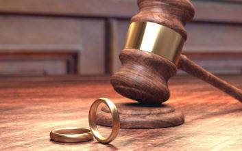Ο γάμος - ρεκόρ που κράτησε τρία λεπτά κι έληξε εξαιτίας μίας λέξης