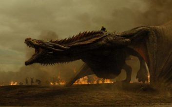 Κάτι τρέχει με τους δράκους του Game of Thrones