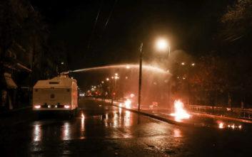 Στη Θεσσαλονίκη δύο αύρες για την περιφρούρηση της ομιλίας Τσίπρα