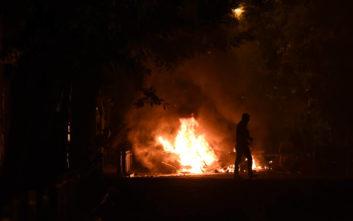 Εξάρχεια: Καρέ - καρέ η επίθεση στους αστυνομικούς, «ήθελαν να μας κάψουν»