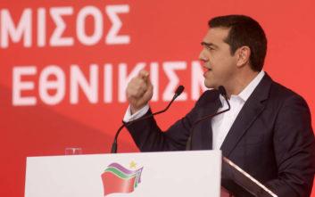 Το «Μακεδονία ξακουστή» και οι αποδοκιμασίες στην ομιλία Τσίπρα στη Θεσσαλονίκη