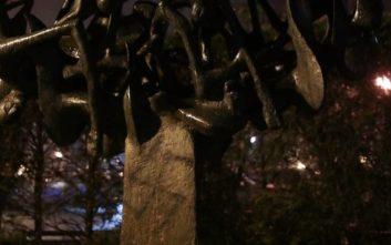 Νοτοπούλου: Προσβολή η βεβήλωση του μνημείου για τα θύματα του Ολοκαυτώματος