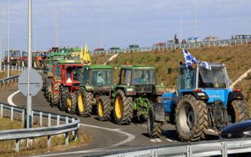 Οι εναλλακτικές διαδρομές για τους οδηγούς λόγω αγροτικών κινητοποιήσεων