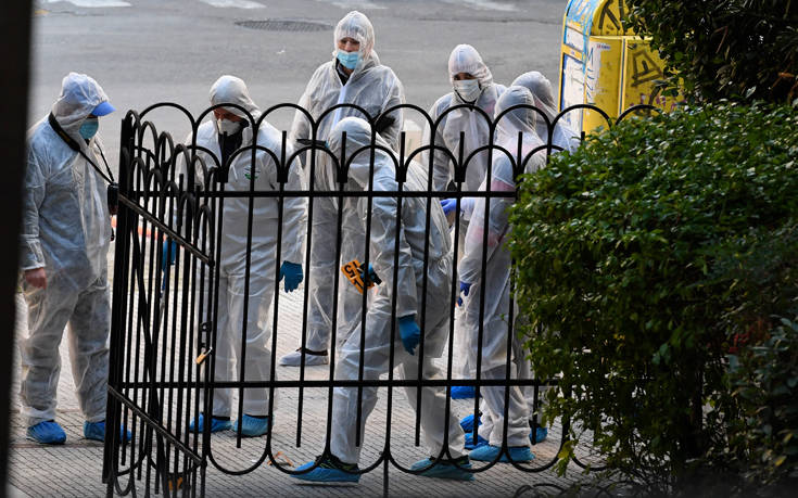 8d47218728 Το χρονικό της έκρηξης στο Κολωνάκι – Newsbeast