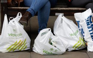 Αυξήθηκε η τιμή της πλαστικής σακούλας