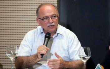 Παπαδημούλης: Βλέπουμε φαινόμενα θεσμικής και πολιτικής εξαχρείωσης
