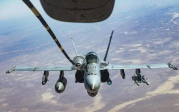 Σύγκρουση δυο στρατιωτικών αεροσκαφών των ΗΠΑ στον αέρα ανοικτά των ακτών της Ιαπωνίας
