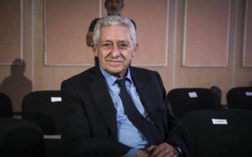 Κουβέλης: Σας εύχομαι καλές θάλασσες και καλή επιστροφή στην πατρίδα