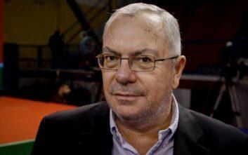 Μαλέλης: Οι μέχρι χθες σφιχταγκαλιασμένοι εταίροι αλληλοεκβιάζονται