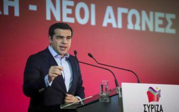 Τσίπρας: Η Ελλάδα μετρά ήδη τις πρώτες 100 μέρες της εκτός μνημονίων