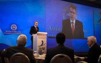 Πάιατ: Ξεκινά στρατηγικός διάλογος μεταξύ ΗΠΑ και Ελλάδας