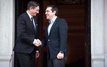 Πάχορ σε Τσίπρα: Συγχαρητήρια, καταφέρατε με τον Ζάεφ να υπογράψετε τη συμφωνία