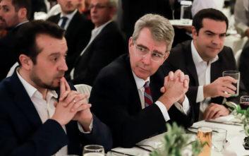 Πάιατ: Η αμερικανική κεφαλαιαγορά θα ενισχύσει τις ελληνικές επιχειρήσεις