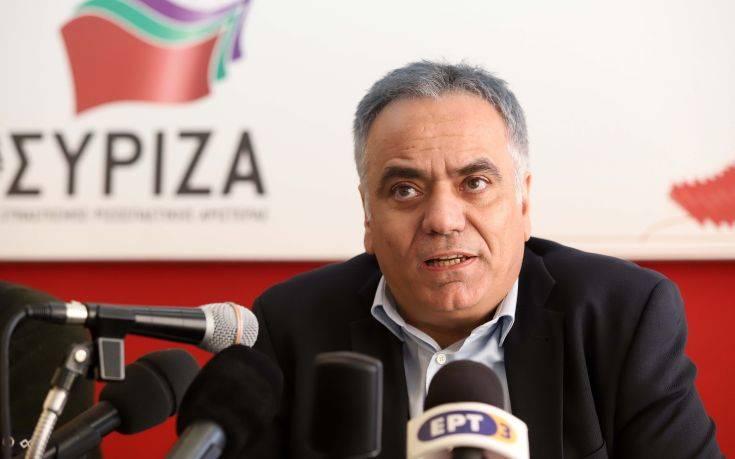 Σκουρλέτης: Ο ΣΥΡΙΖΑ Προοδευτική Συμμαχία είναι μια προσπάθεια που εμπνέει τον κόσμο