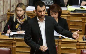 Χαρίτσης: Η Ρένα Δούρου έχει αναλάβει πολιτικά τις ευθύνες που της αναλογούν
