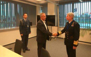 Ρήγας: Η Τουρκία χρησιμοποιεί το ΝΑΤΟ για να προωθήσει τις επιδιώξεις της
