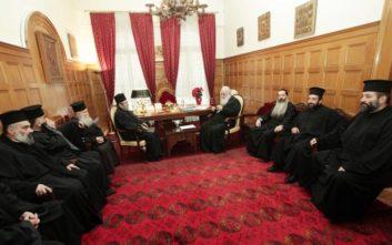 Ιερώνυμος: Η συμφωνία με την πολιτεία θα συζητηθεί ξανά με την Ιεραρχία