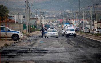 Θεσσαλονίκη: Απομάκρυνση Ρομά από αγροτεμάχιο στην Περαία