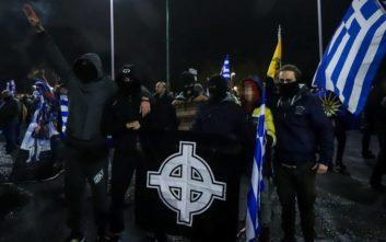 Έγιναν 49 προσαγωγές και μία σύλληψη στα επεισόδια στη Θεσσαλονίκη