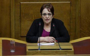 Παπαρήγα: ΣΥΡΙΖΑ και ΝΔ προσπαθούν να κρύψουν την κοινή γραμμή πλεύσης