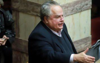 Νίκος Κοτζιάς: Η Συμφωνία των Πρεσπών, η διαμάχη με τον Καμμένο και η επιστολή παραίτησης