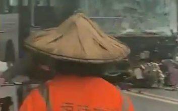 Τουλάχιστον πέντε νεκροί στην Κίνα από λεωφορείο που είχε πέσει θύμα πειρατείας
