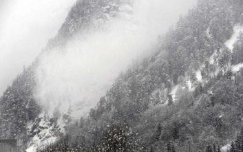 Χιονοστιβάδα καταπλάκωσε τμήμα ξενοδοχείου στις Άλπεις