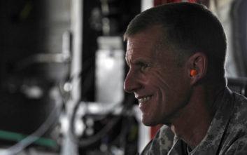 Αμερικανός στρατηγός γκρεμίζει όλες τις σταθερές διοίκησης και ηγεσίας