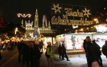 Η «περίεργη» προειδοποίηση για τρομοκρατική επίθεση στην Αυστρία τα Χριστούγεννα