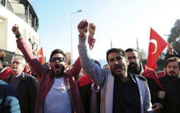 Τα «κίτρινα γιλέκα» της Τουρκίας διαμαρτύρονται για το υψηλό κόστος διαβίωσης