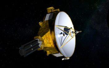 Το σκάφος της NASA πέταξε πάνω από το πιο μακρινό ουράνιο σώμα