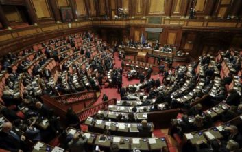 Ψήφος εμπιστοσύνης στην κυβέρνηση της Ιταλίας με την έγκριση του προϋπολογισμού