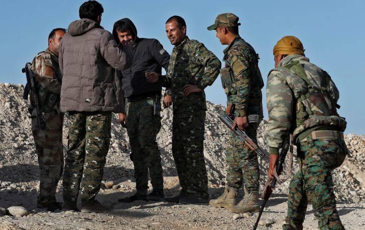 Οι Κούρδοι της Συρίας θεωρούν τις απειλές Ερντογάν «κήρυξη πολέμου»